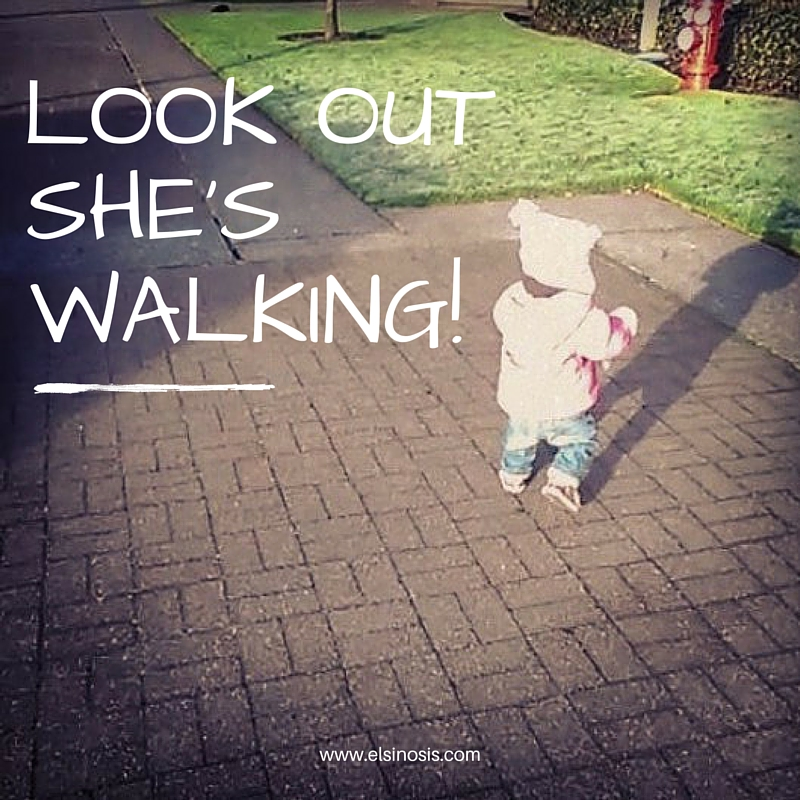 She's Walking
