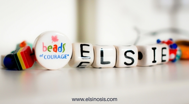 Elsie's Beads of Courage