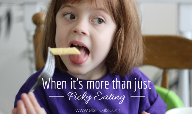When it's more than just picky eating